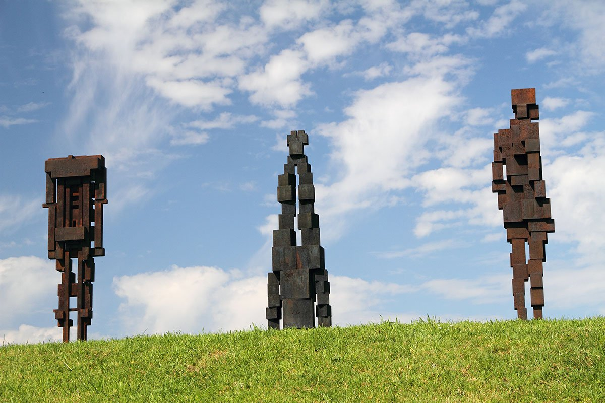 Sculture di Antony Gormley a Firenze Life&People Magazine lifeandpeople.it
