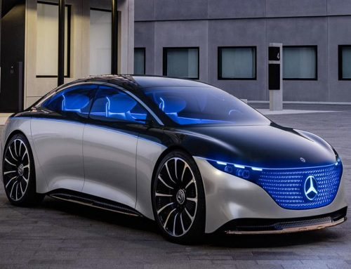 Mercedes Benz EQS: la nuova berlina elettrica del brand