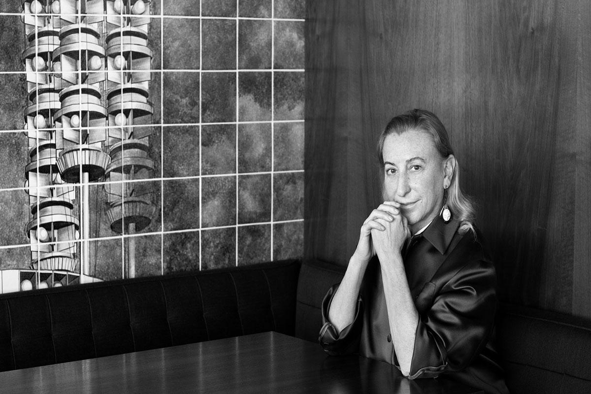 Miuccia Prada Life&People Magazine LifeandPeople.it