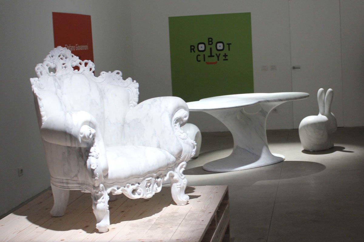 opere di Stefano Giovannoni alla Milano Design Week