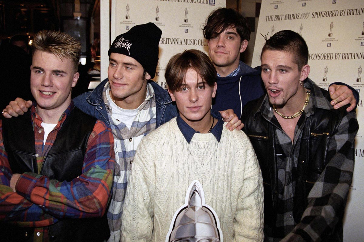 Boyband anni 90 take that Life&People Magazine LifeandPeople.it
