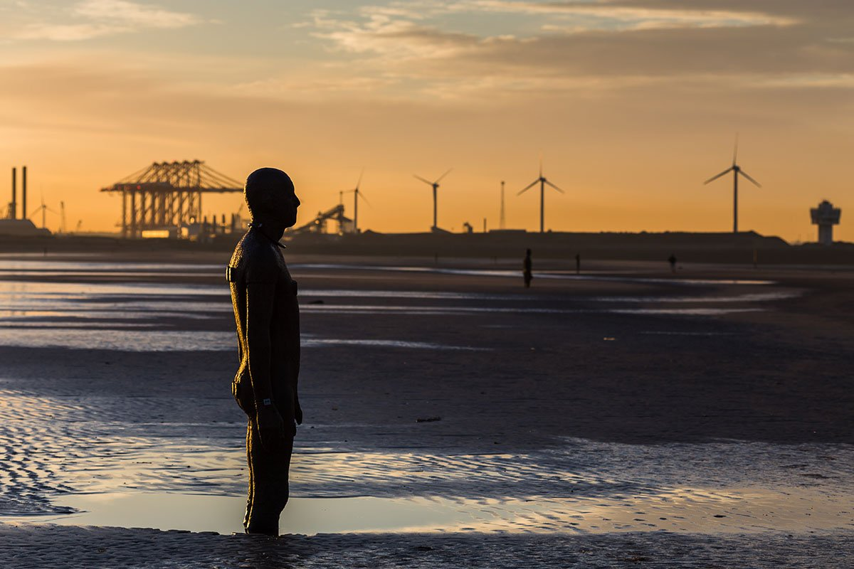Another Place di Antony Gormley Life&People Magazine lifeandpeople.it