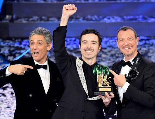 """Sanremo 2020: Diodato strega l'Ariston con """"Fai rumore"""""""