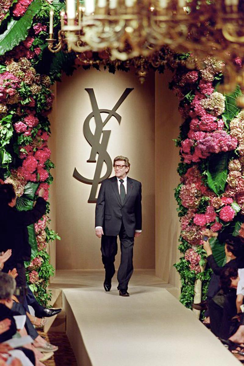 Yves Saint Laurent Life&People Magazine