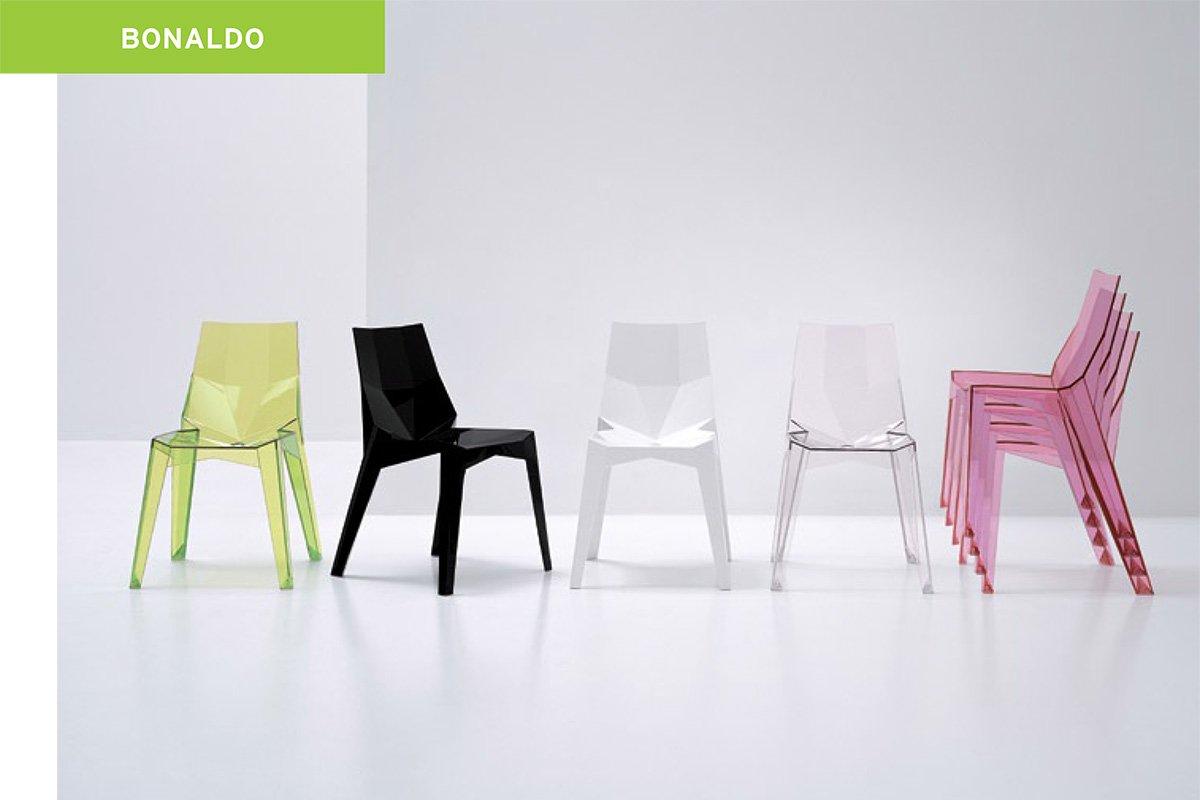 Le sedie di Karim Rashid per Bonaldo Life&People Magazine lifeandpeople.it