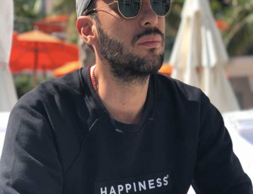 Michael Scarpellini e Happiness: la storia di un brand made in Rimini
