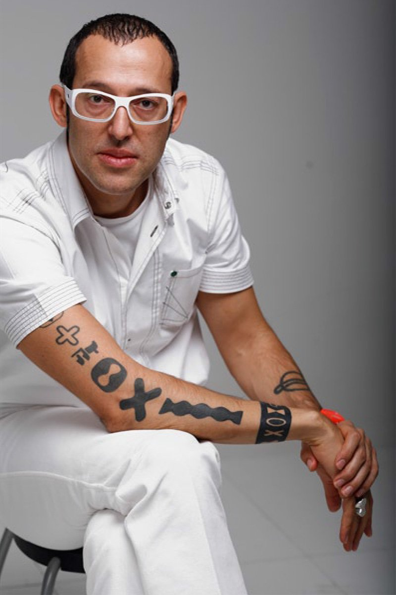 Il designer Karim Rashid Life&People Magazine Lifeandpeople.it