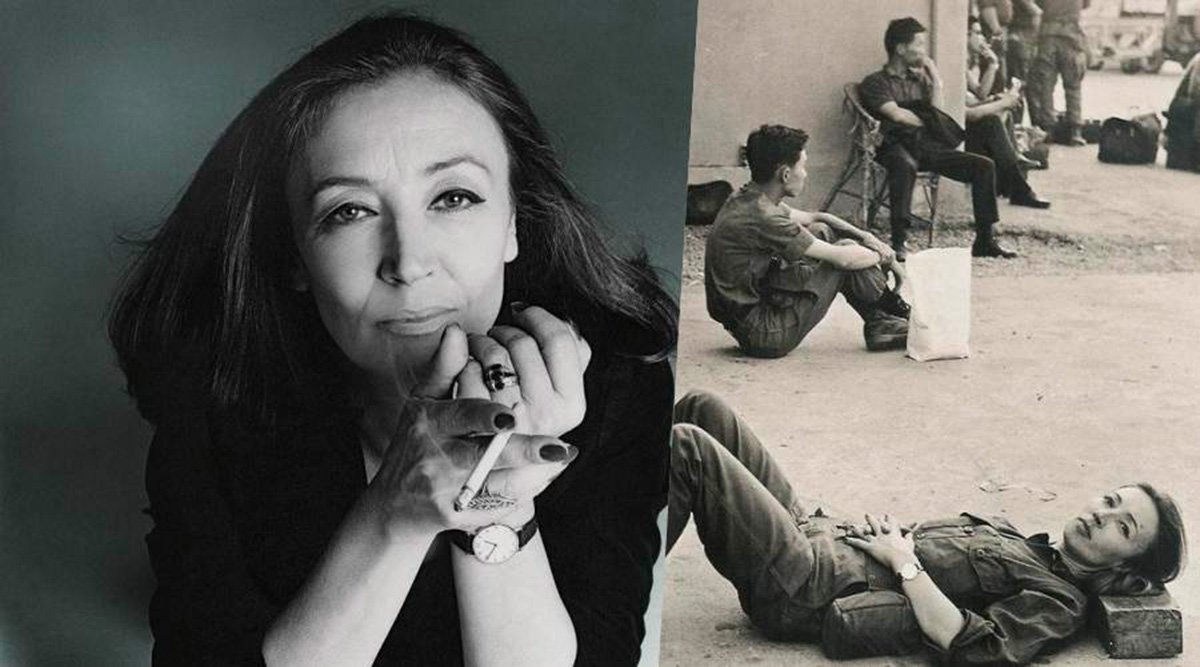 Oriana Fallaci Life&People Magazine LifeandPeople.it