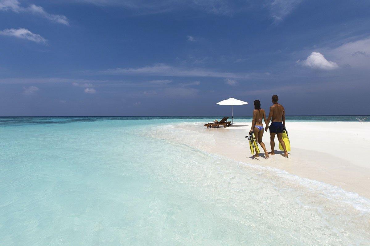 spiagge sulle isole della Polinesia