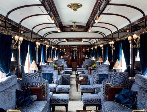 Orient Express: un viaggio unico in un'atmosfera lussuosa e retrò