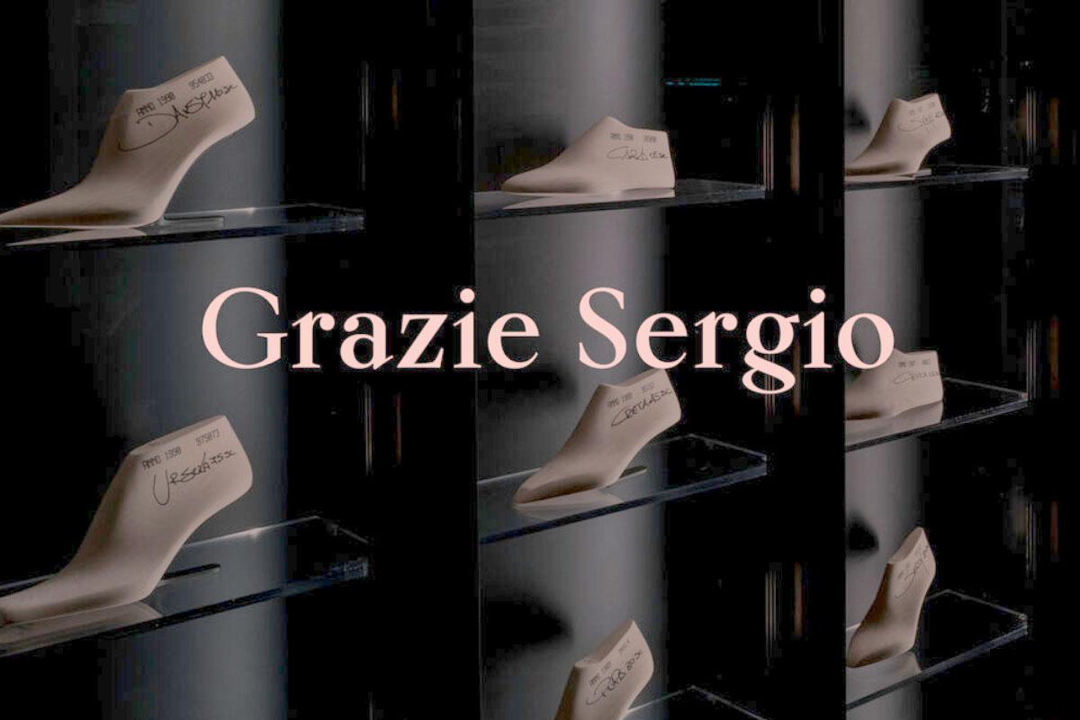 saluto d'addio Sergio Rossi Life&People Magazine LifeandPeople.it
