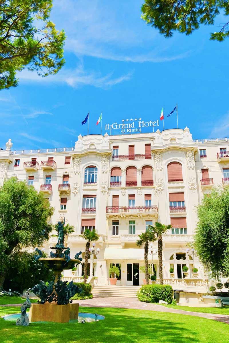 Grand Hotel Rimini Life&People Magazine LifeandPeople.it