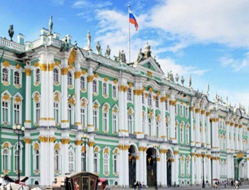 Tour virtuale tra le meraviglie e i tesori del Museo Ermitage di San Pietroburgo