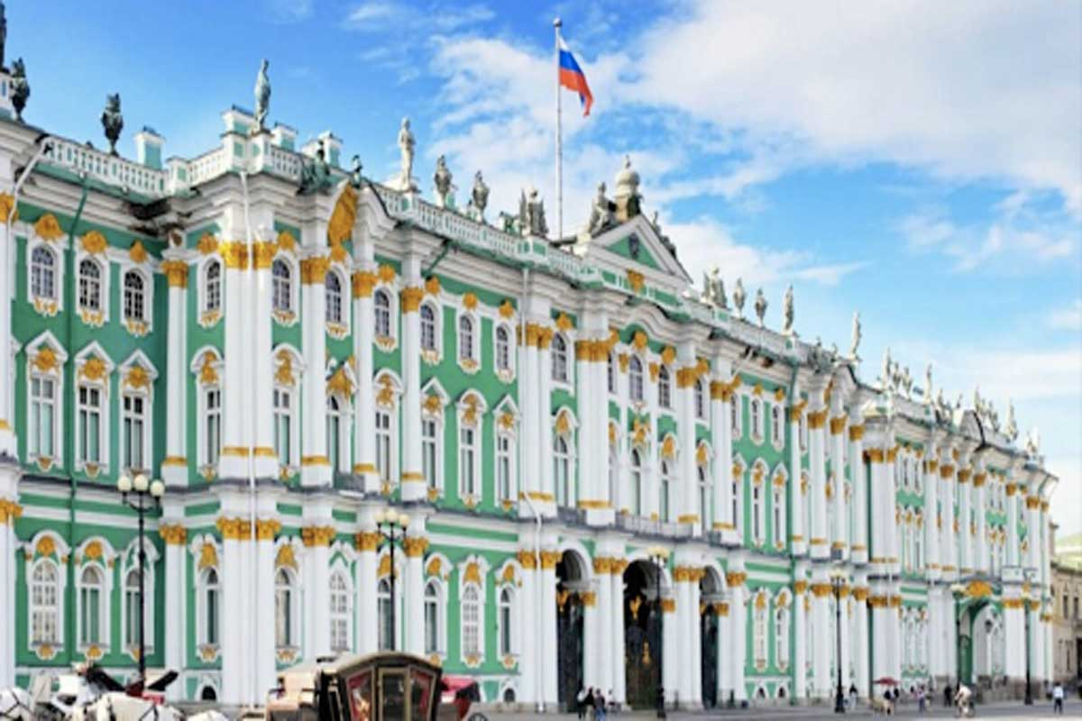 Hermitage San Pietroburgo visita virtuale