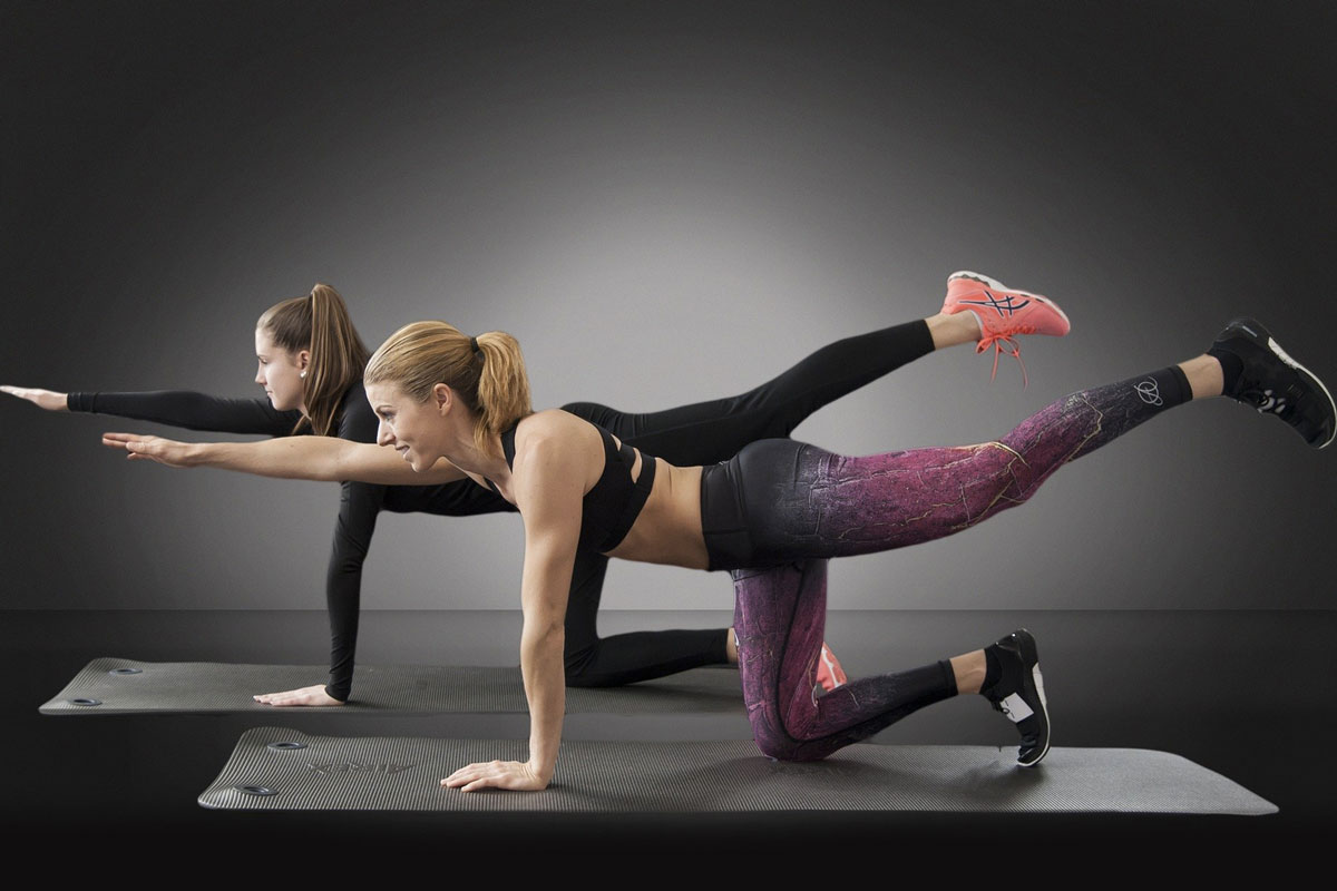 video fitness in casa Life&People Magazine LifeandPeople.it
