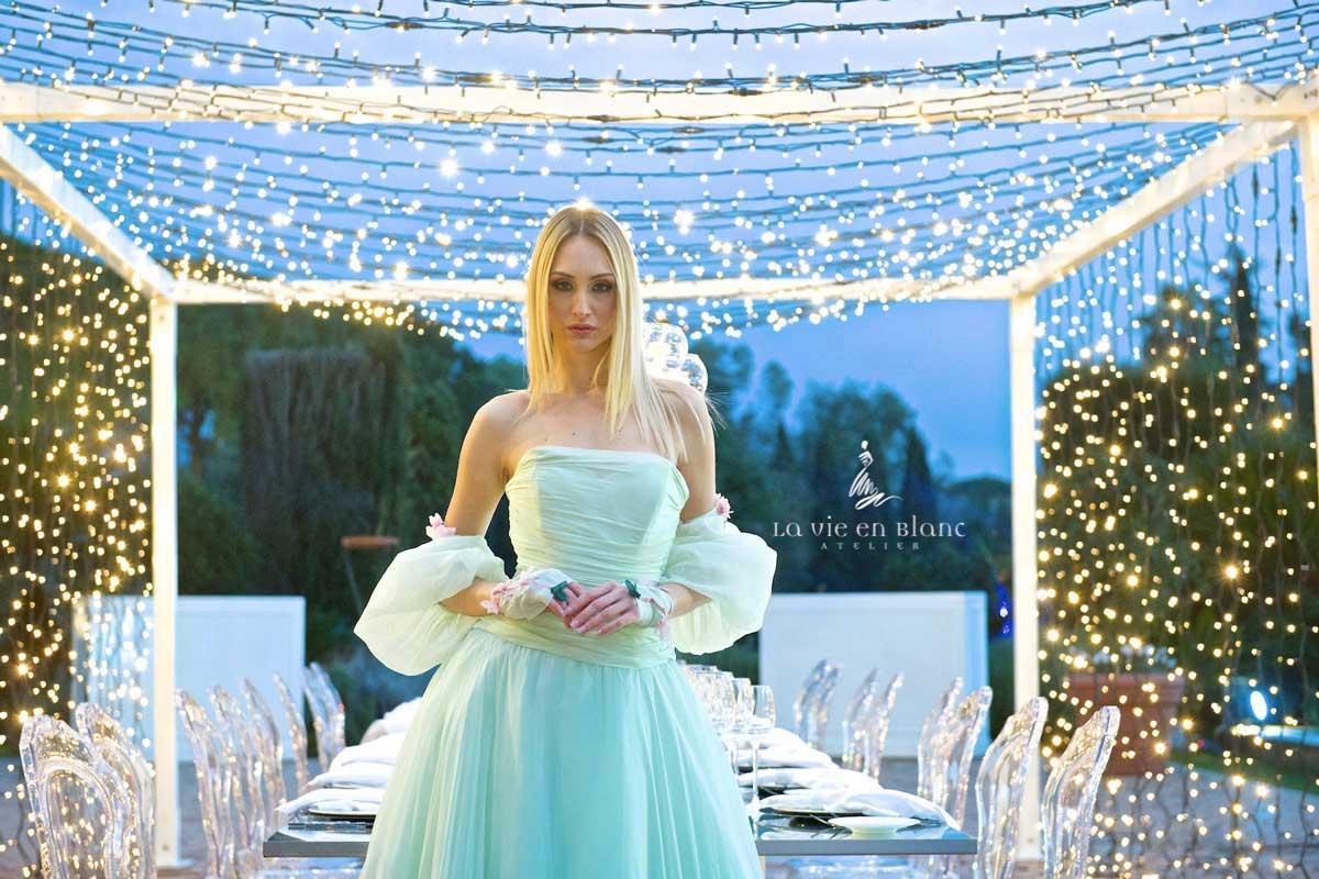 sognare un abito da sposa La Vie en Blanc Life&People Magazine