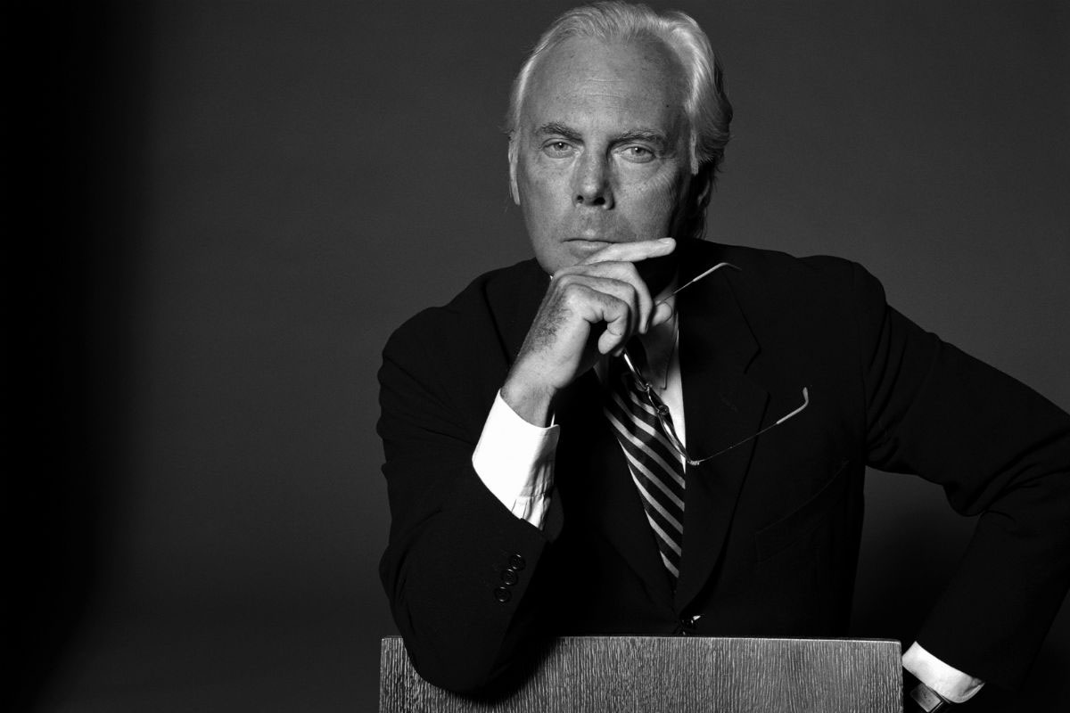 sfilate mfw Giorgio Armani Life&People Magazine LifeandPeople.it