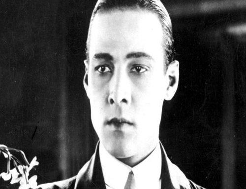 Rodolfo Valentino: il primo sex symbol del cinema