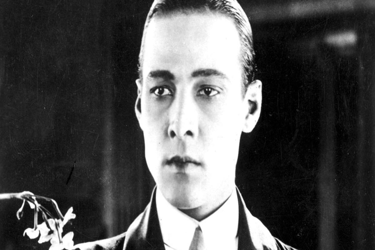 Rudolph Valentino Life&People Magazine LifeandPeople.it