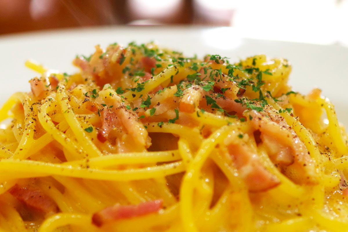 Carbonara day 6 Aprile Life&People Magazine LifeandPeople.it