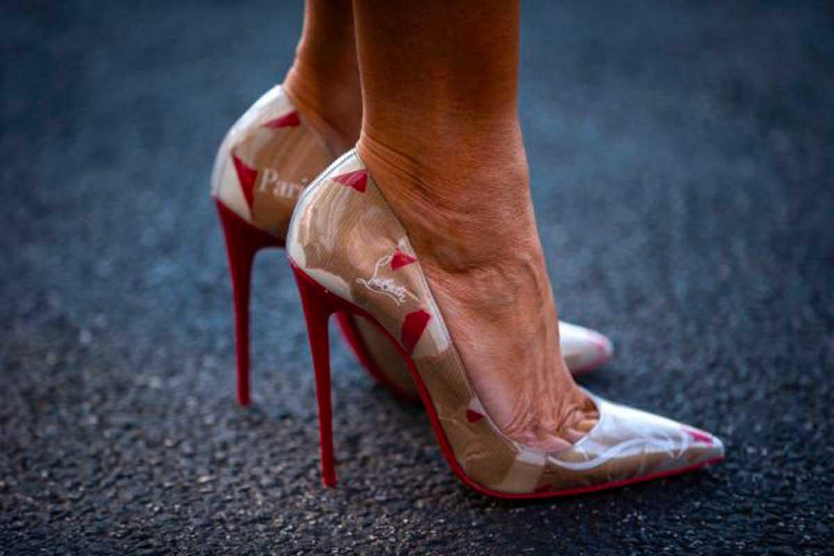 Melania scarpe e la sua passione Life&People Magazine LifeandPeople.it