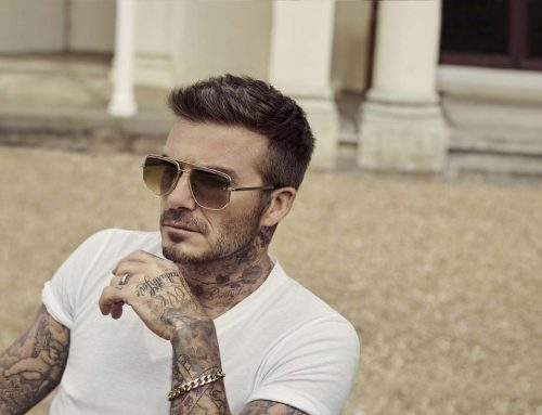 Gli occhiali da sole: Db Eyewear by David Beckham