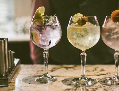 Amanti del gin? E' la vostra festa