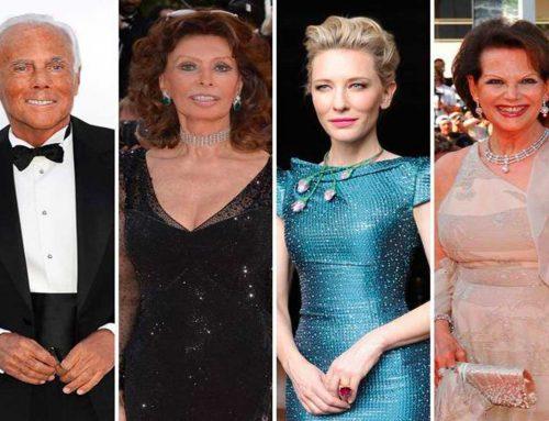"""Giorgio Armani racconta dieci anni sulla Croisette in """"Souvenir di Cannes"""""""