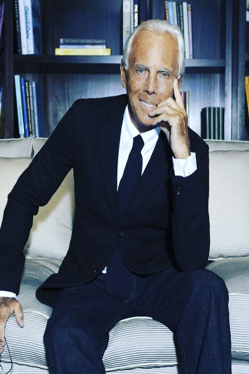Souvenire di Cannes Giorgio Armani Life&People Magazine LifeandPeople.it