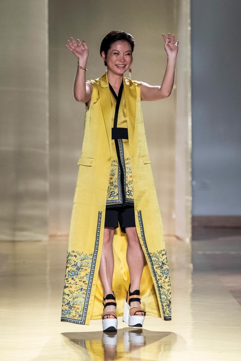 L'evoluzione e la visione della moda di Zhao Huizhou è nel segno dell'equilibrio tra tradizione e modernità Life&People Magazine LifeandPeople.it