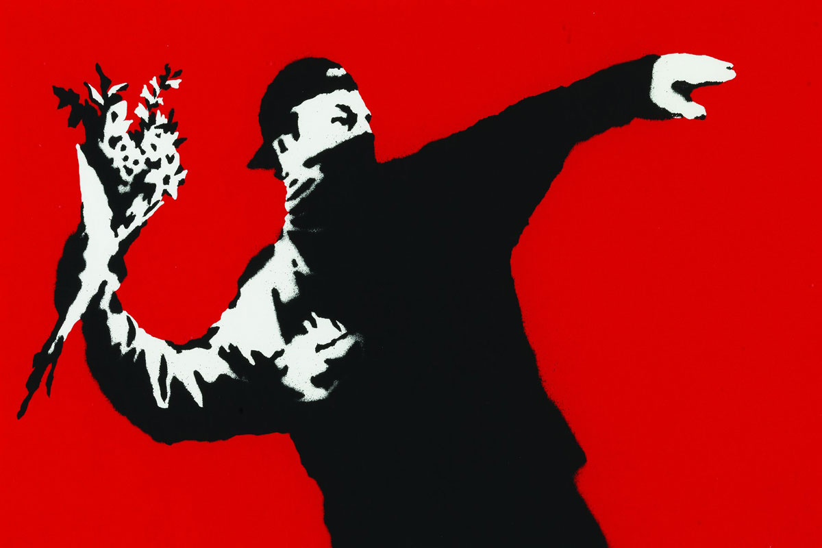 Bansky chi è Mostra a Ferrara | Life&People Magazine LifeandPeople.it