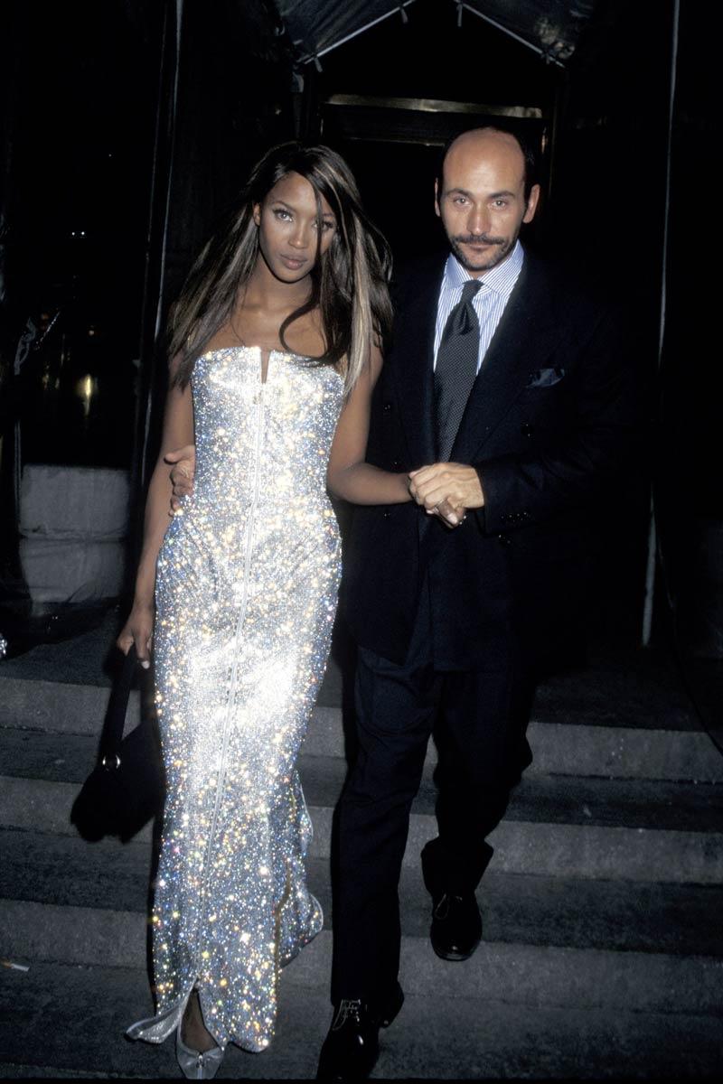Supermodella e attrice Naomi Campbell Life&People Magazine LifeandPeople.it