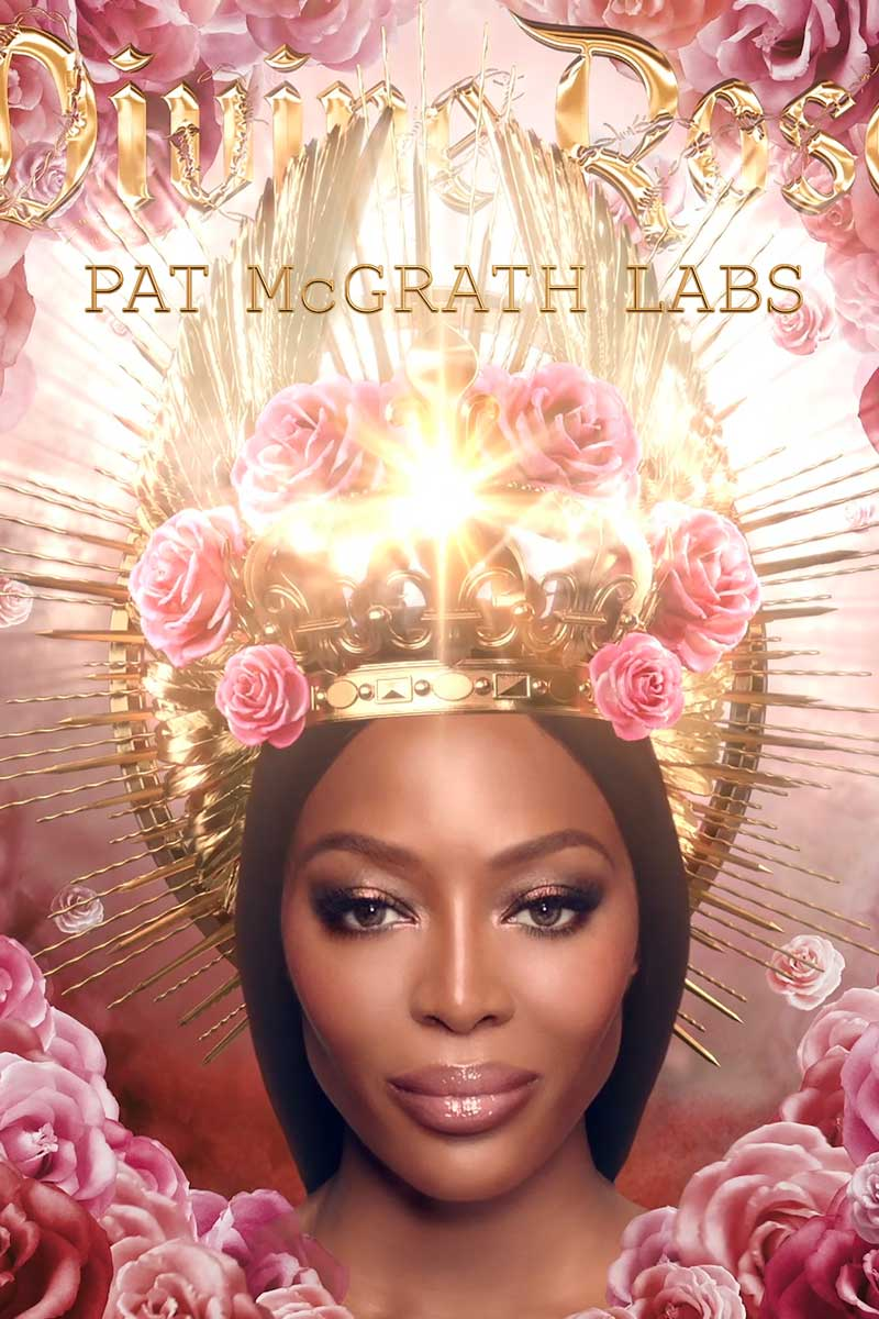 Naomi Campbell testimonial Pat McGrath Labs Life&People Magazine LifeandPeople.it