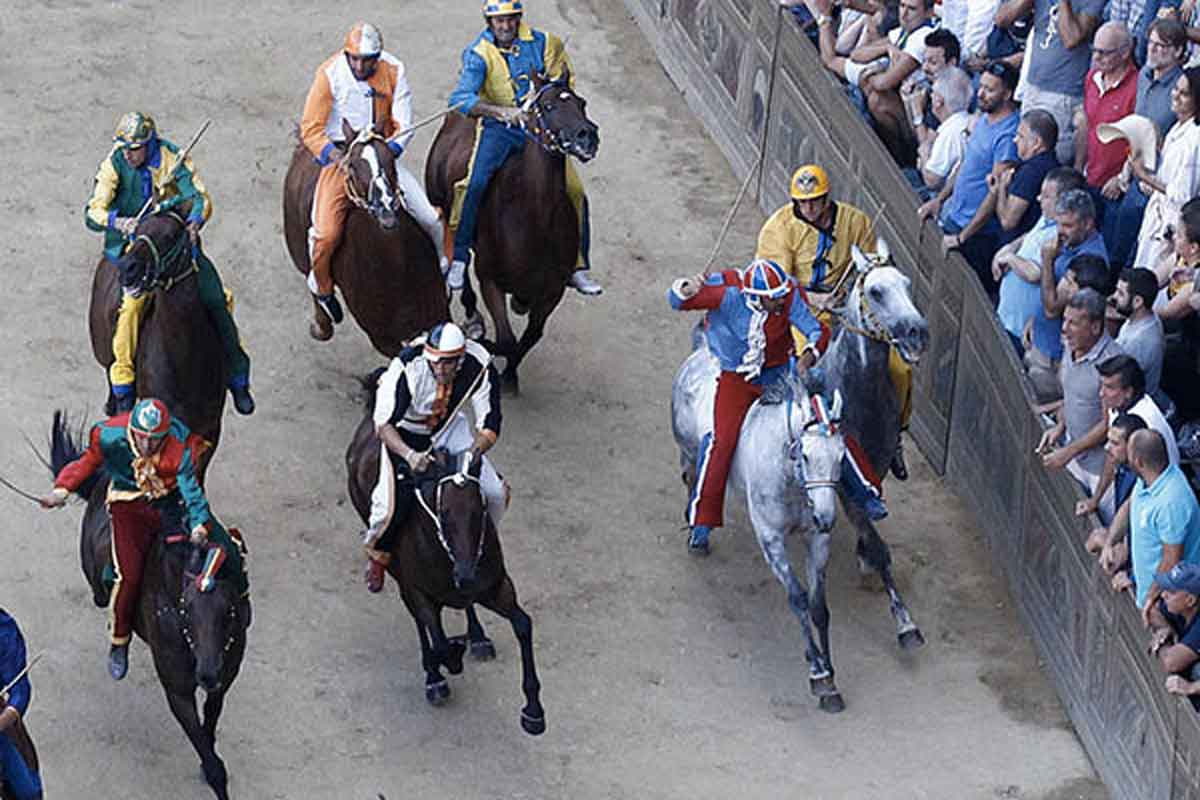 Niente Palio di Siena 2020 Life&People Magazine LifeandPeople.it