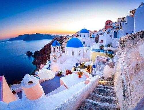 Le più belle spiagge e scogliere d'Europa