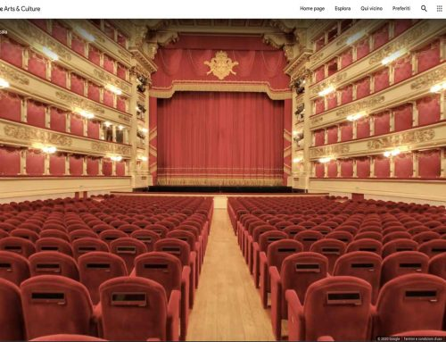 Un viaggio virtuale al Teatro Alla Scala su Google Arts and Culture