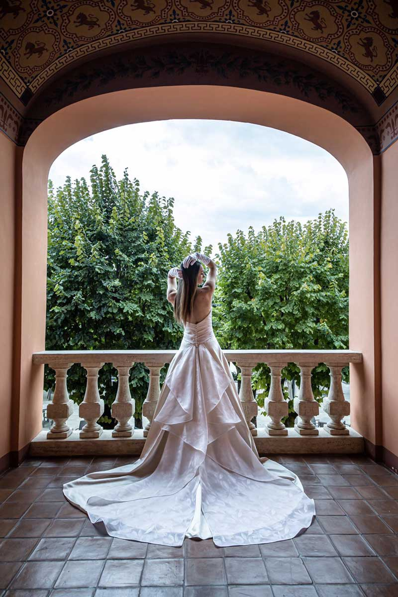 atelier sposa Roma La VIe en Blanc Roma Life&People Magazine LifeandPeople.it