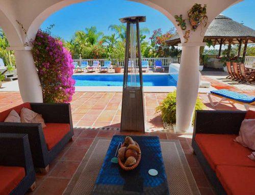 Nuovo trend vacanze: ville con piscina