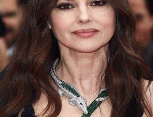 Monica Bellucci, il fascino di una diva