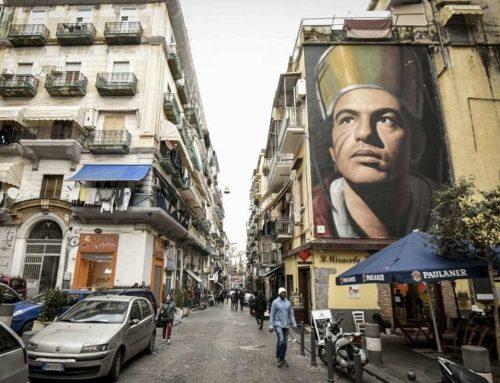 Napoli, una meravigliosa confusione piena d'incanti