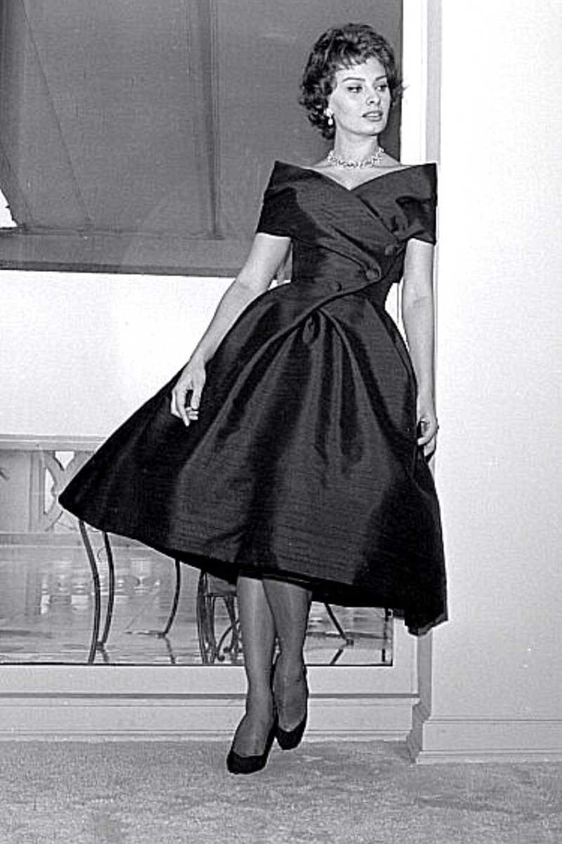 Sophia Loren Life&People Magazine LifeandPeople.it