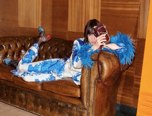 Bluegrace Valentino: una collezione ispirata alle ceramiche olandesi