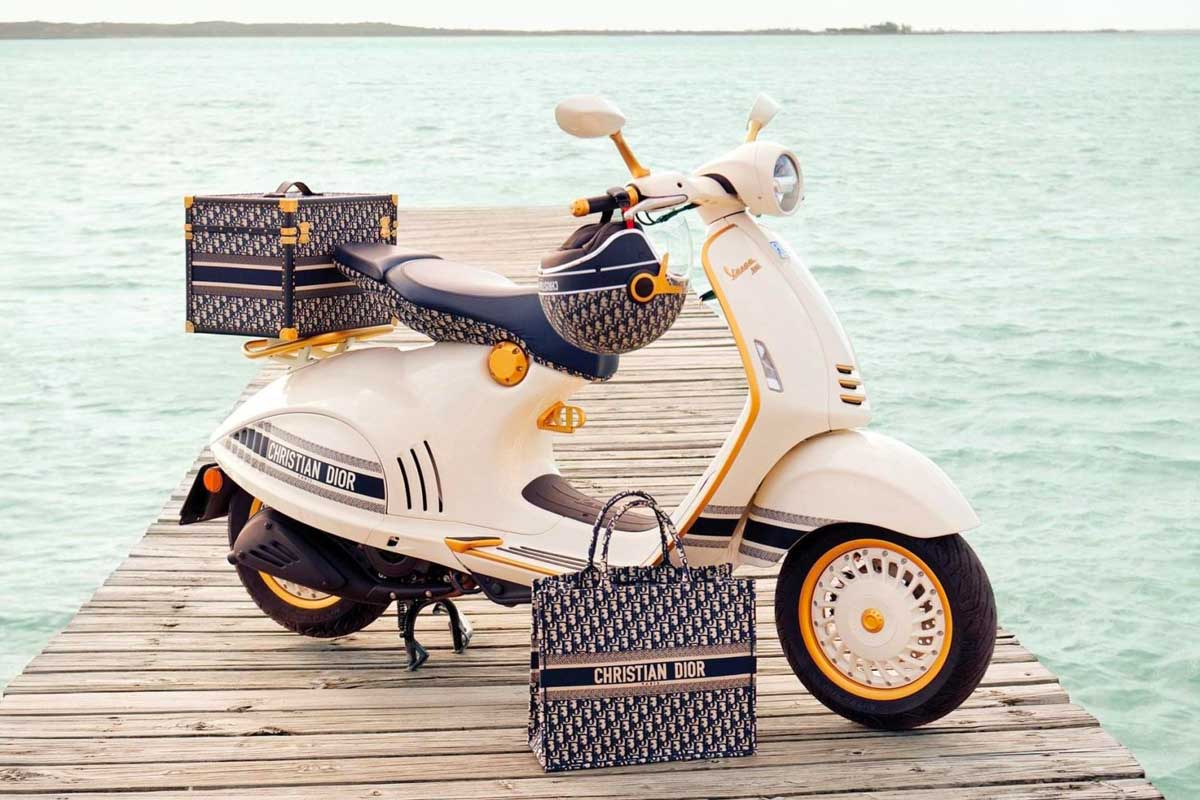 vespa 946 Dior Life&People Magazine LifeandPeople.it