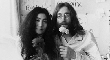 John Lennon e Yoko Ono LifeandPeople.it Life&People Magazine