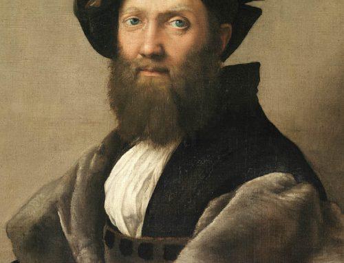 Baldassarre Castiglione e Raffaello alla Corte di Urbino