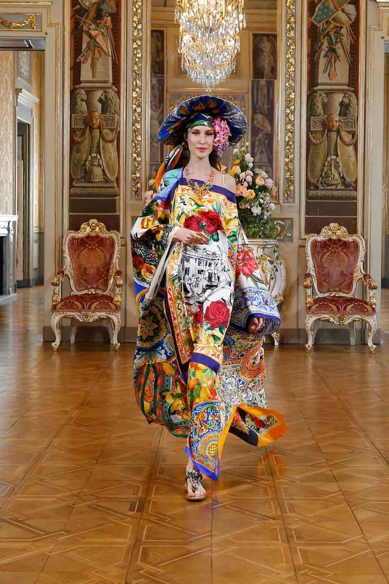 Dolce e Gabbana alta moda 2020 | Life&People Magazine LifeandPeople.it