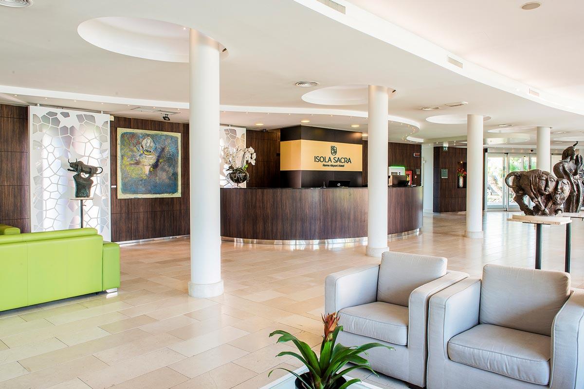hotel 4 stelle Fiumicino Isola Sacra Roma Life&People Magazine LifeandPeople.it