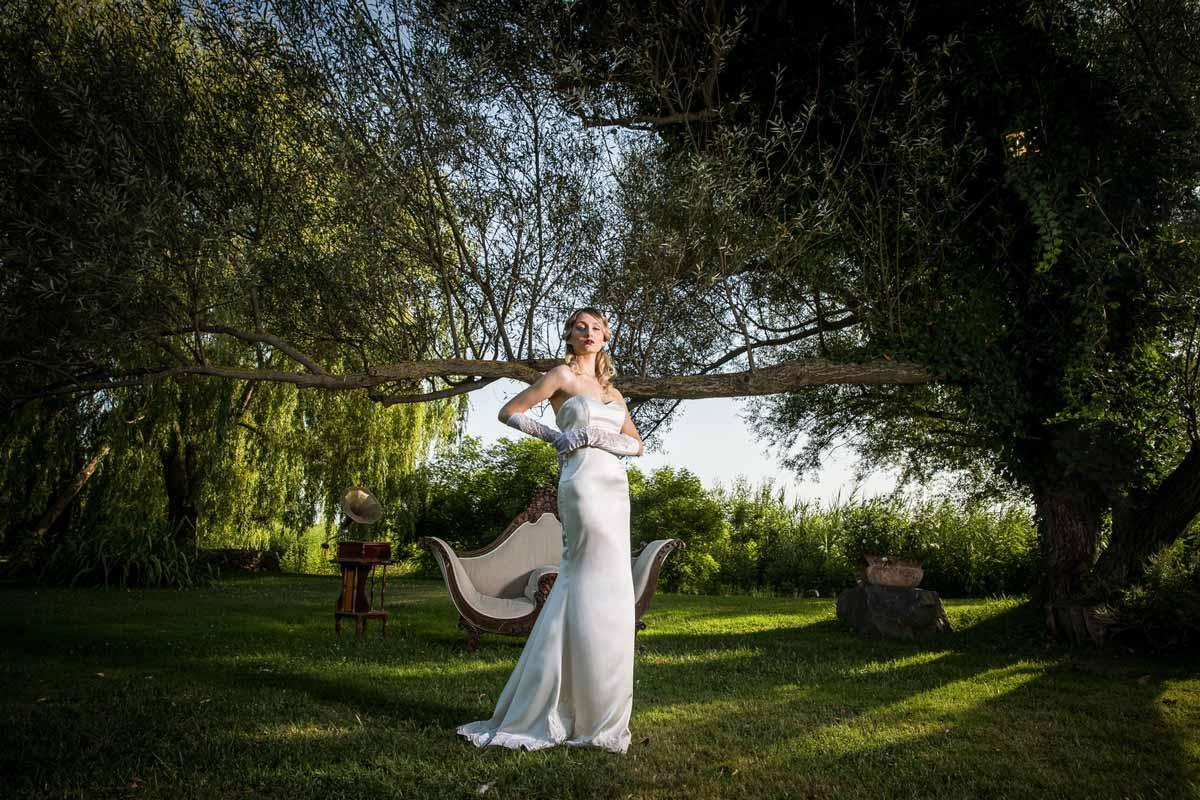 maison sposa stile sartoriale La Vie En Blanc Atelier Roma | Life&People Magazine LifeandPeople.it