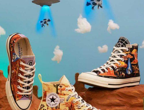 La nuova collezione Twisted Resort di Converse ispirata agli Ufo