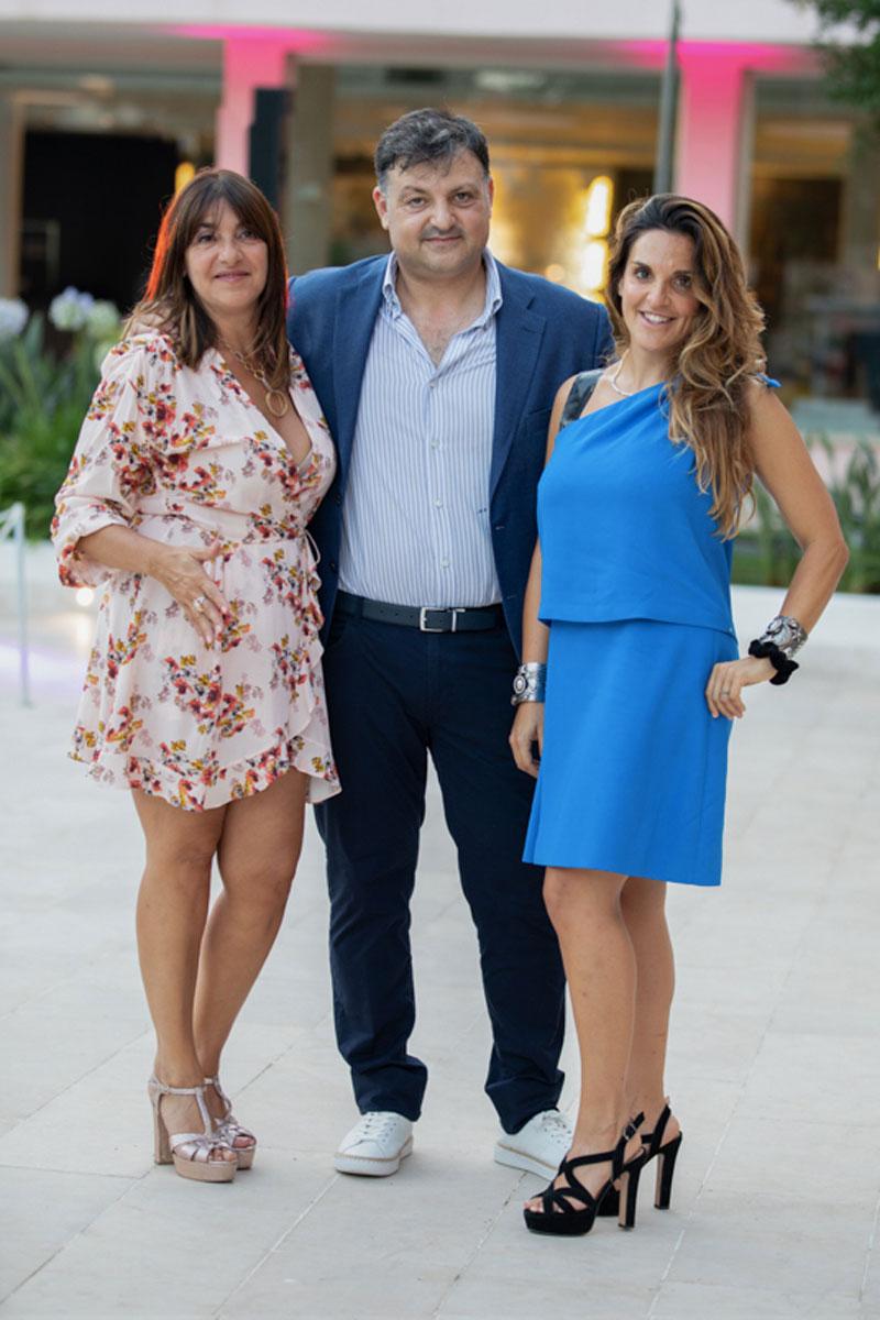 fam cozzi massimiliano e sorelle proprietari isola sacra hotel Roma Fiumicino Life&People Magazine LifeandPeople.it